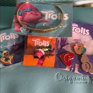 Trolls collection set